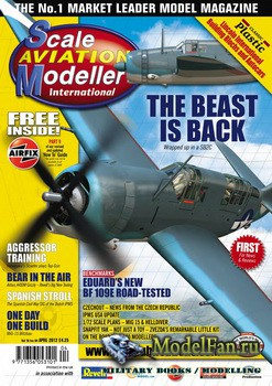 Scale Aviation Modeller International (April 2012) Vol.18 №4