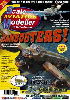 Scale Aviation Modeller International (May 2013) Vol.19 №5