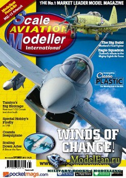 Scale Aviation Modeller International (September 2013) Vol.19 №9
