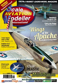 Scale Aviation Modeller International (December 2013) Vol.19 №12