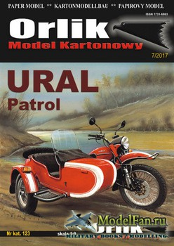Orlik 123 - URAL Patrol