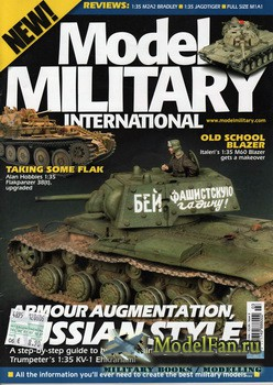 Model Military International Issue 3 (July 2006)