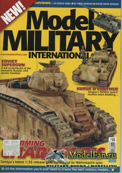 Model Military International Issue 4 (August 2006)