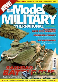 Model Military International Issue 6 (October 2006)