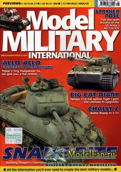 Model Military International Issue 8 (December 2006)