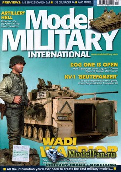 Model Military International Issue 13 (May 2007)