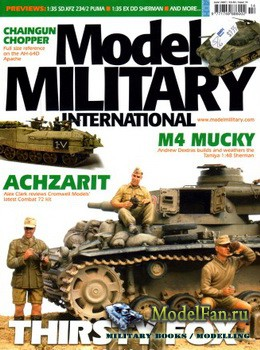 Model Military International Issue 14 (June 2007)