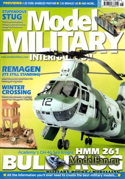 Model Military International Issue 18 (October 2007)