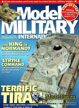 Model Military International Issue 27 (July 2008)