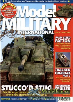 Model Military International Issue 33 (January 2009)