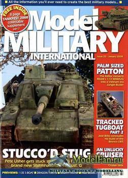 Model Military International Issue 33 (January 2009)