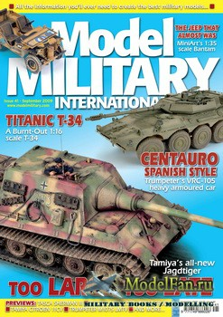 Model Military International Issue 41 (September 2009)