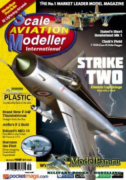 Scale Aviation Modeller International (February 2014) Vol.20 №2