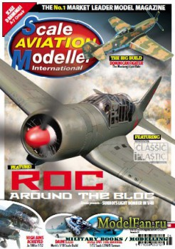 Scale Aviation Modeller International (April 2014) Vol.20 №4