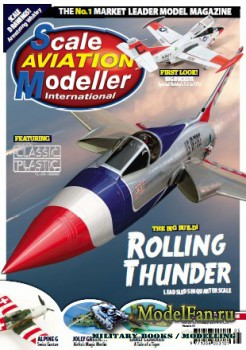 Scale Aviation Modeller International (May 2014) Vol.20 №5