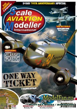Scale Aviation Modeller International (June 2014) Vol.20 №6