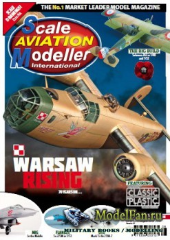 Scale Aviation Modeller International (August 2014) Vol.20 №8