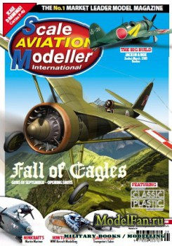 Scale Aviation Modeller International (September 2014) Vol.20 №9
