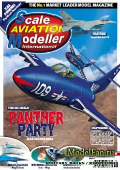 Scale Aviation Modeller International (October 2014) Vol.20 №10