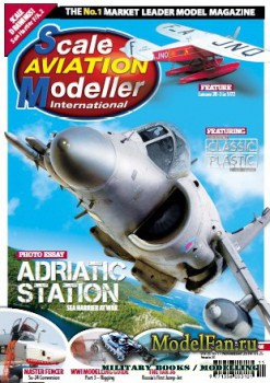 Scale Aviation Modeller International (November 2014) Vol.20 №11