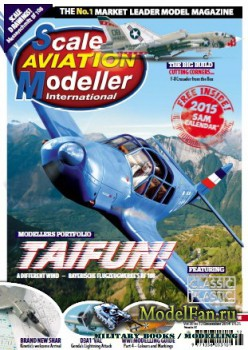 Scale Aviation Modeller International (December 2014) Vol.20 №12
