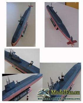 Бумажные модели кораблей