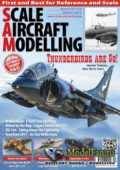 Scale Aircraft Modelling (December 2017) Vol.39 №10