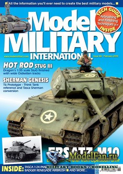 Model Military International Issue 46 (February 2010)