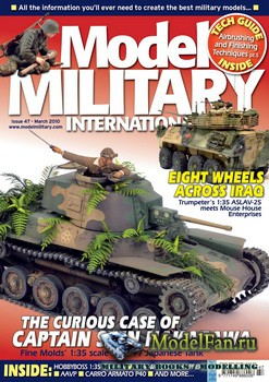 Model Military International Issue 47 (March 2010)