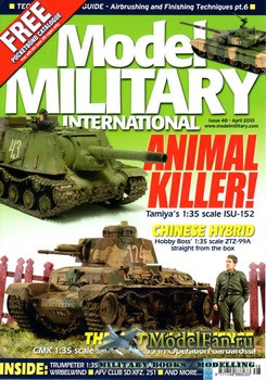 Model Military International Issue 48 (April 2010)