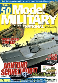 Model Military International Issue 50 (June 2010)