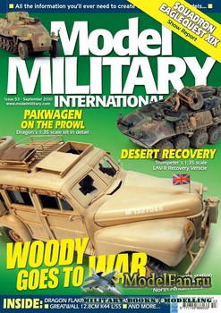 Model Military International Issue 53 (September 2010)