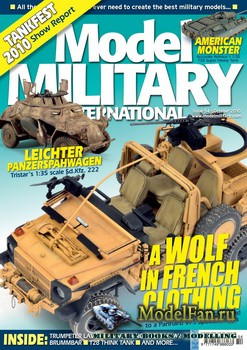 Model Military International Issue 54 (October 2010)