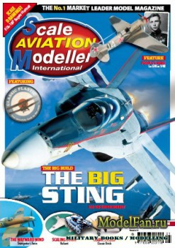 Scale Aviation Modeller International (January 2015) Vol.21 №1