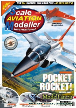 Scale Aviation Modeller International (March 2015) Vol.21 №3