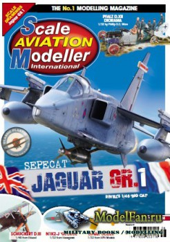 Scale Aviation Modeller International (June 2015) Vol.21 №6