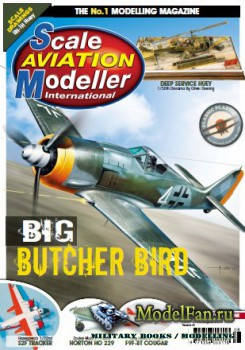 Scale Aviation Modeller International (August 2015) Vol.21 №8