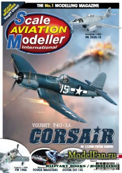 Scale Aviation Modeller International (September 2015) Vol.21 №9