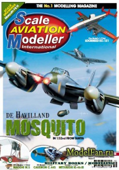 Scale Aviation Modeller International (October 2015) Vol.21 №10