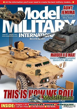 Model Military International Issue 57 (January 2011)
