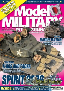 Model Military International Issue 58 (February 2011)
