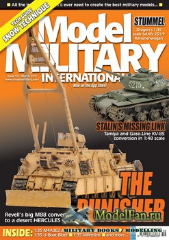 Model Military International Issue 59 (March 2011)