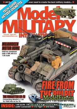 Model Military International Issue 60 (April 2011)