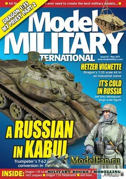 Model Military International Issue 61 (May 2011)
