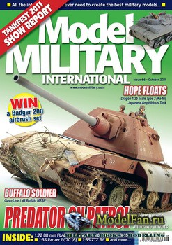 Model Military International Issue 66 (October 2011)