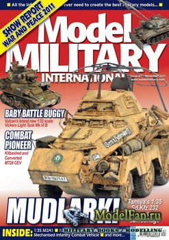 Model Military International Issue 67 (November 2011)