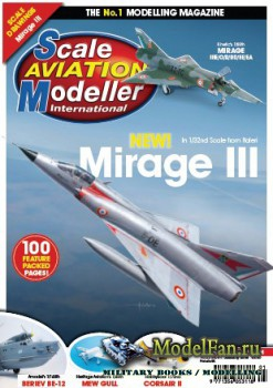 Scale Aviation Modeller International (January 2016) Vol.22 №1