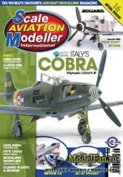 Scale Aviation Modeller International (June 2016) Vol.22 №6