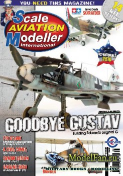 Scale Aviation Modeller International (September 2016) Vol.22 №9