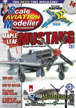 Scale Aviation Modeller International (October 2016) Vol.22 №10